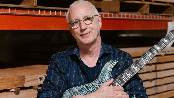 A Guitar Building Masterclass With Paul Reed Smith