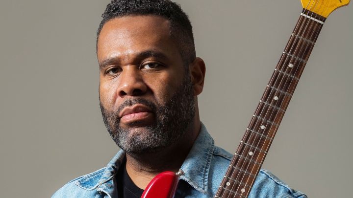 Guitar, the blues and me with Kirk Fletcher