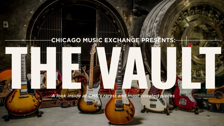 Inside The Chicago Music Exchange Vaults