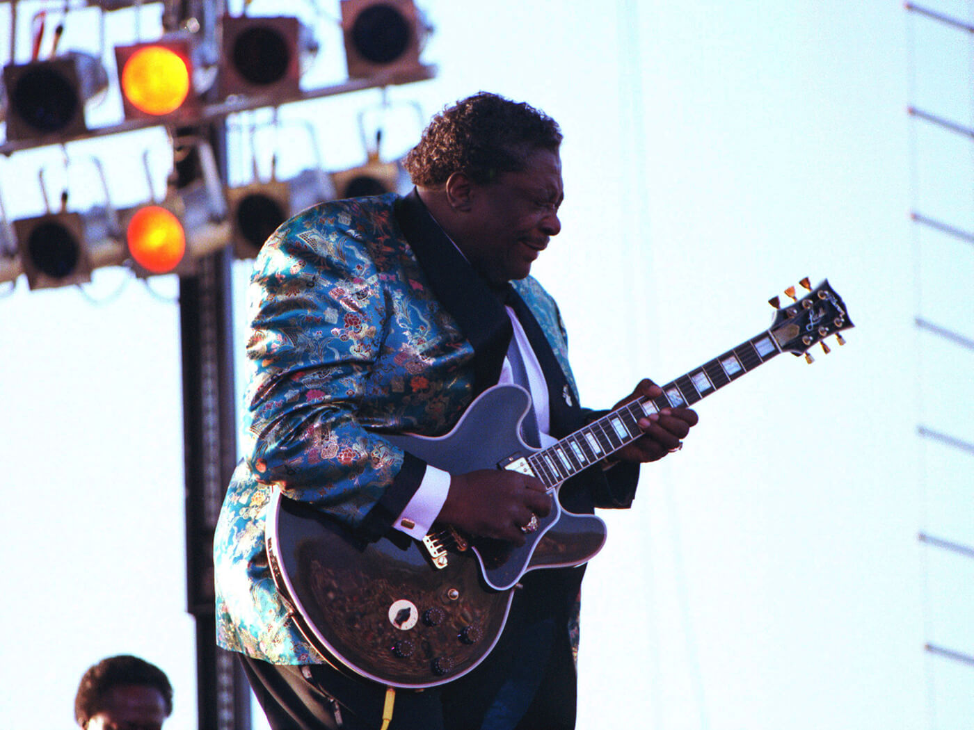 A conversation with the King Of The Blues, BB King - Guitar