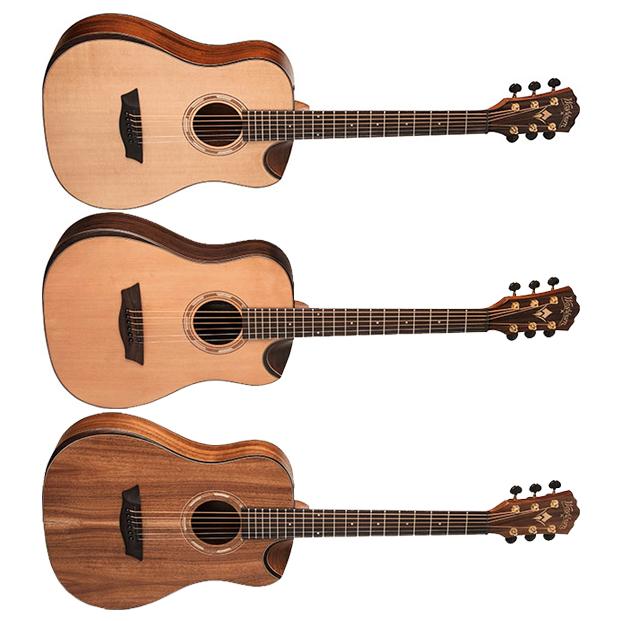 Namm 2015 Washburn Expands Comfort Series The Guitar