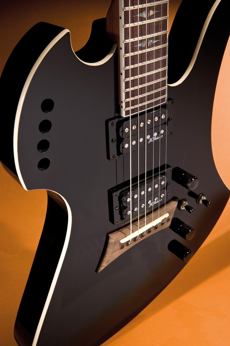 bc rich mockingbird polarity standard the guitar magazine the guitar magazine. Black Bedroom Furniture Sets. Home Design Ideas