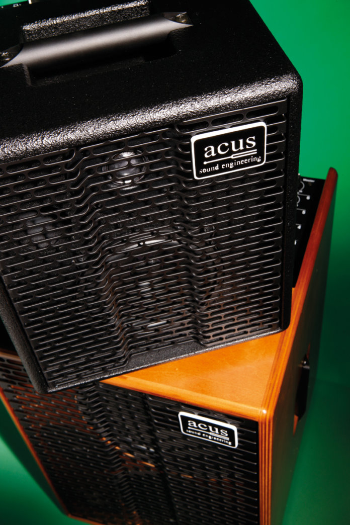 acus one for strings 5 10 acoustic amplifiers all things guitar. Black Bedroom Furniture Sets. Home Design Ideas