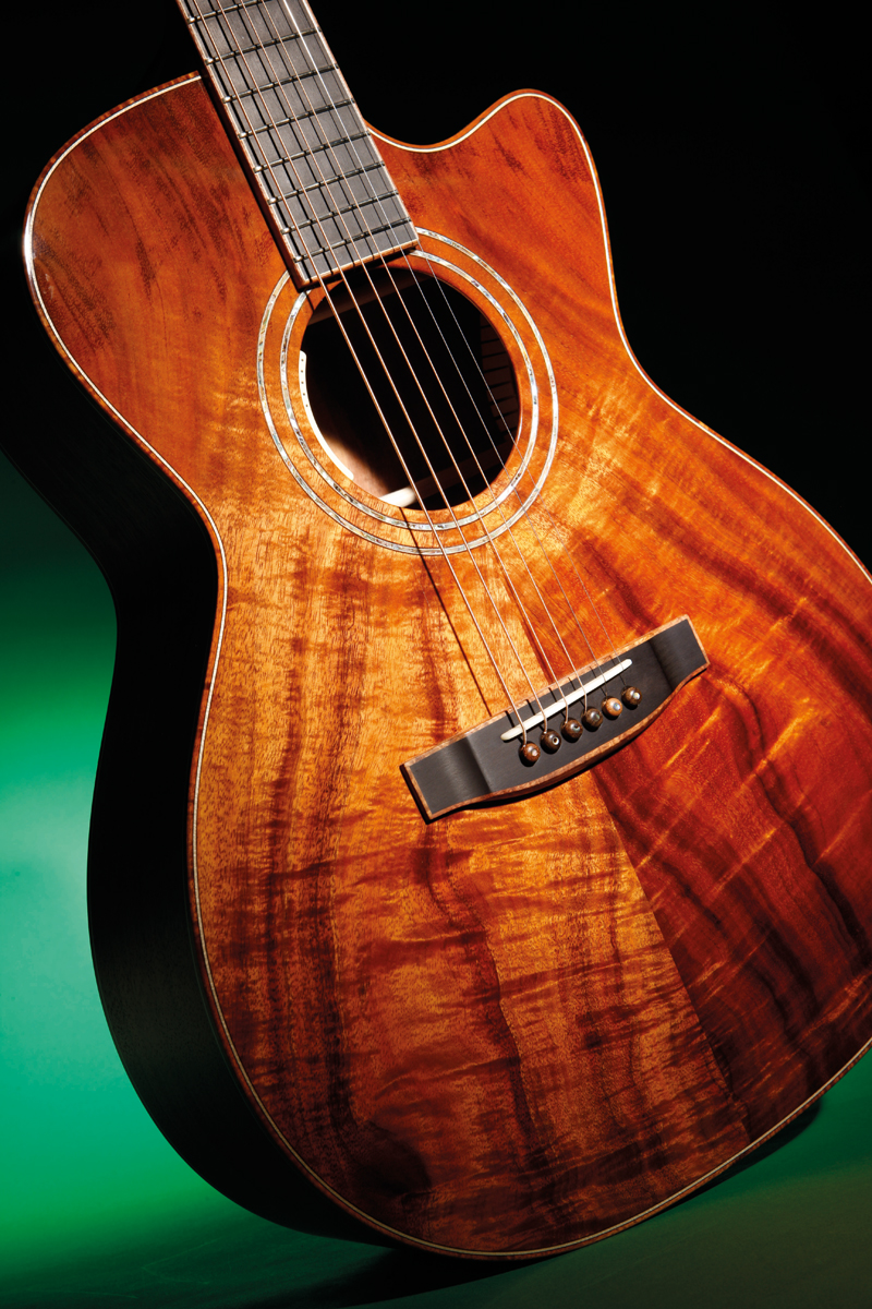 Lakewood Koa M56 Custom Review Guitar Com All Things Guitar