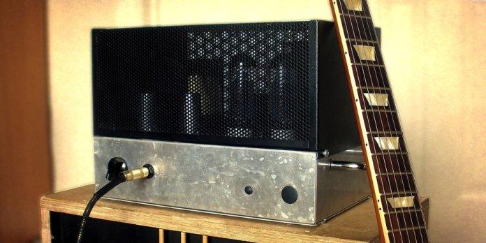 Bigfoot Engineering Custom amp