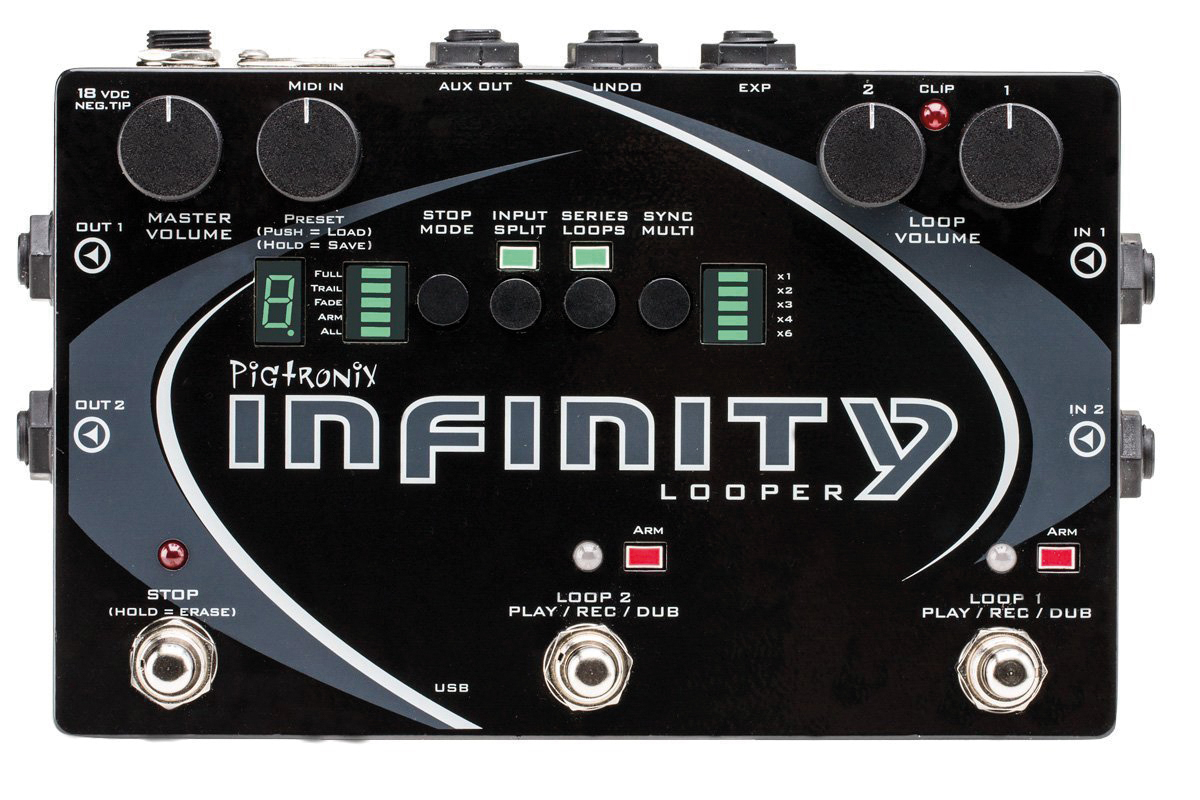 pigtronix infinity looper review guitar bass guitar bass. Black Bedroom Furniture Sets. Home Design Ideas