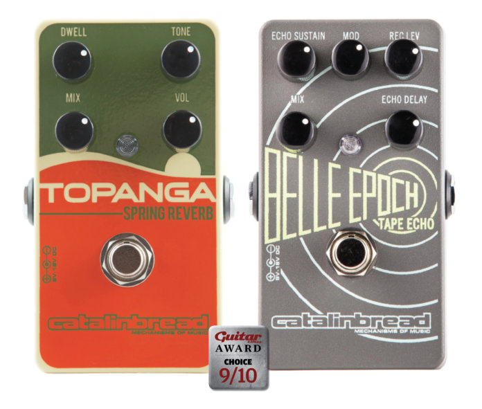 Catalinbread Topanga and Belle Epoch review