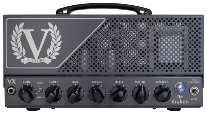 Victory Amps The Kraken