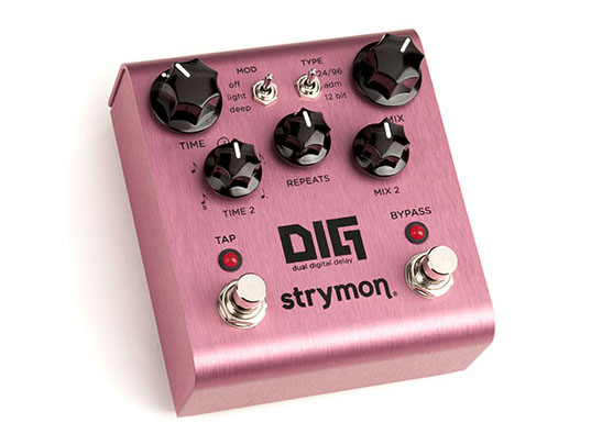 Strymon DIG review