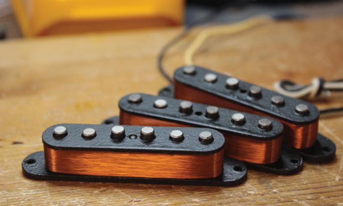 diy workshop 60s strat pickguard project part one guitar bass guitar bass. Black Bedroom Furniture Sets. Home Design Ideas