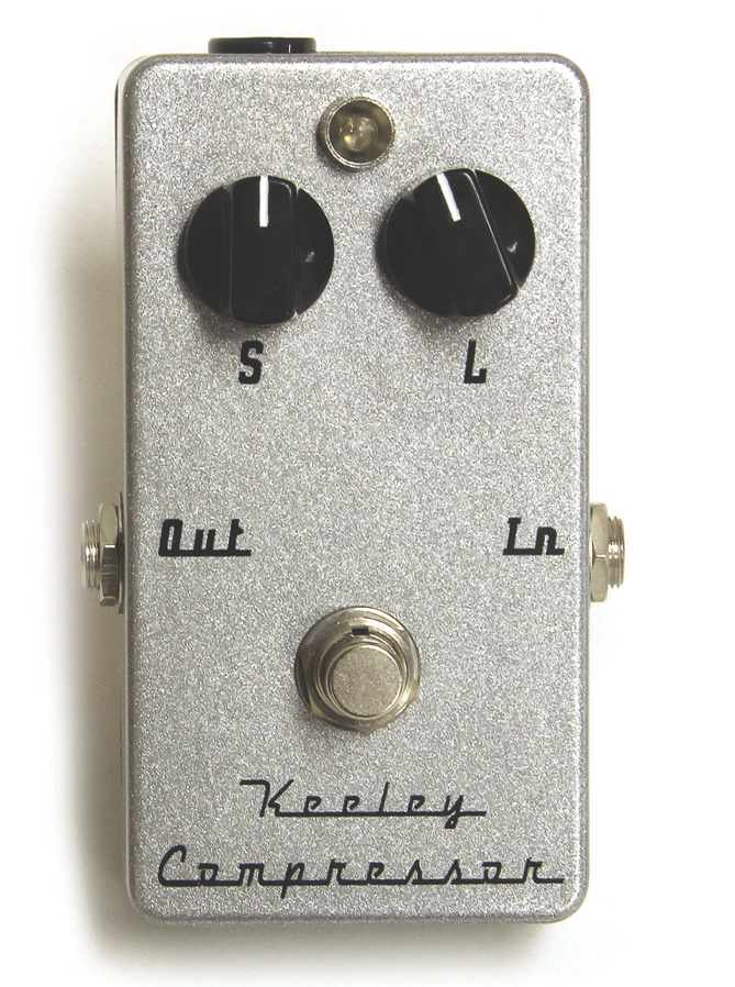Keeley Compressor All About