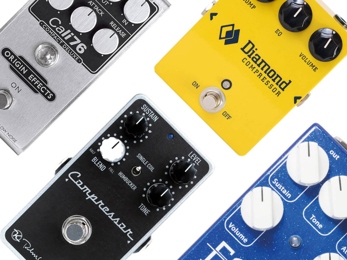 four best compressor pedals for electric guitars all things guitar. Black Bedroom Furniture Sets. Home Design Ideas