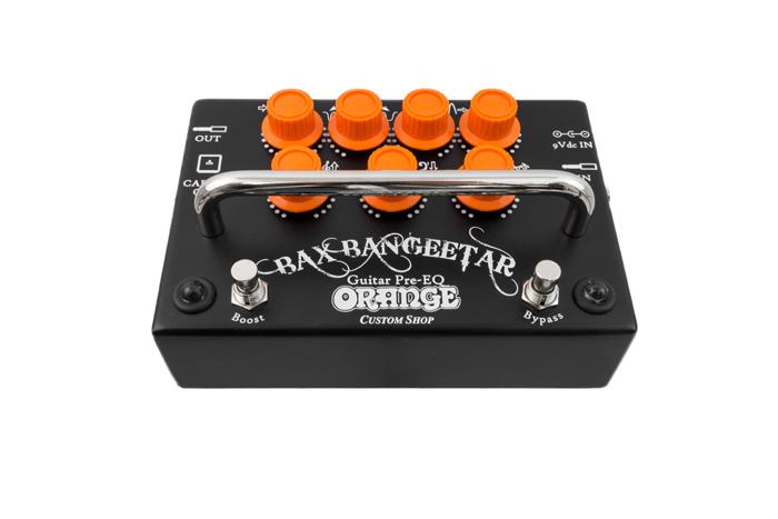 Orange Bax Bangeetar (Black) - 5