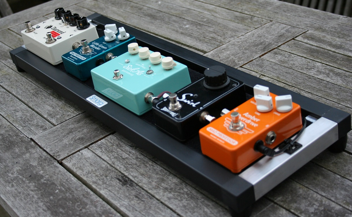 smorg pedalboards launches in the uk all things guitar. Black Bedroom Furniture Sets. Home Design Ideas