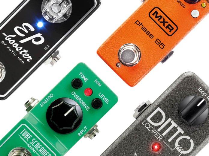 10 best mini pedals for guitarists. Black Bedroom Furniture Sets. Home Design Ideas