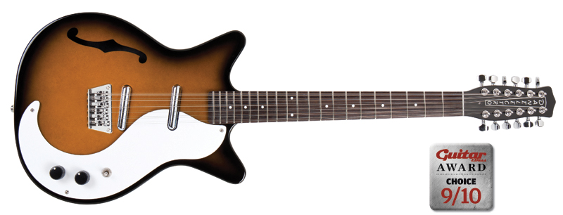 Danelectro DC59 12-String review - The Guitar Magazine | The Guitar ...