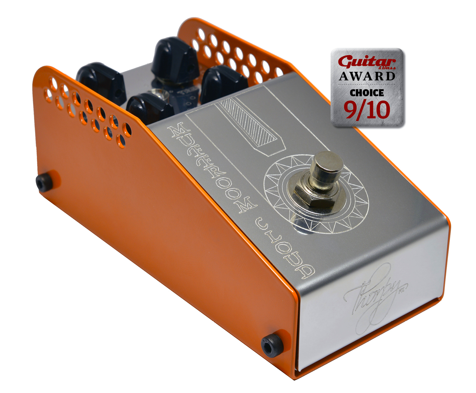 thorpyfx muffroom cloud fuzz pedal review the guitar magazine the guitar magazine. Black Bedroom Furniture Sets. Home Design Ideas
