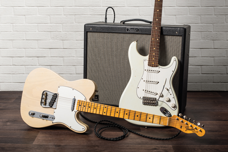 Postmodern Love Fender Custom Shop Postmodern Journeyman Relic