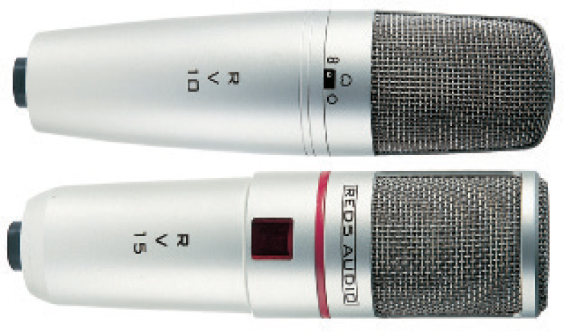When recording acoustic guitar and vocals simultaneously, try using two bi-directional (figure 8) mics – one each for voice and guitar – to get good separation. The mics should be positioned so that the null side of each mic is aimed at the unwanted sound source. Figure 8 mics are remarkably deaf to sounds appearing at the sides, and a surprising degree of separation can be achieved. This is useful if you need to add effects or treat one channel without affecting the other.