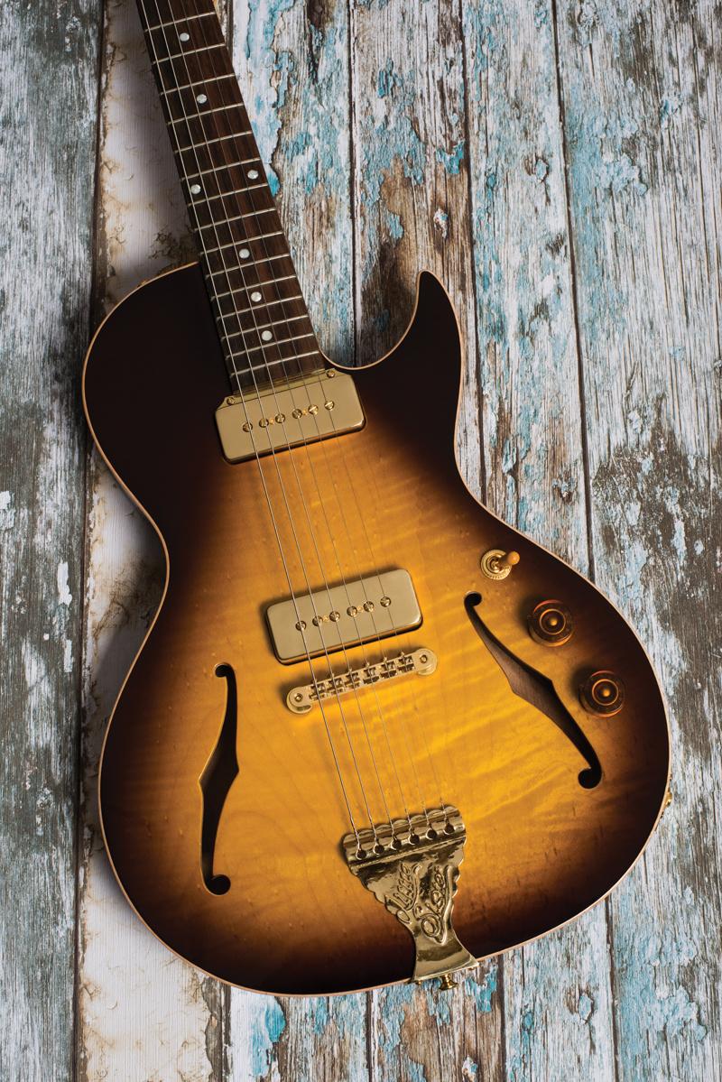 Bg Little Sister Review The Guitar Magazine The Guitar Magazine