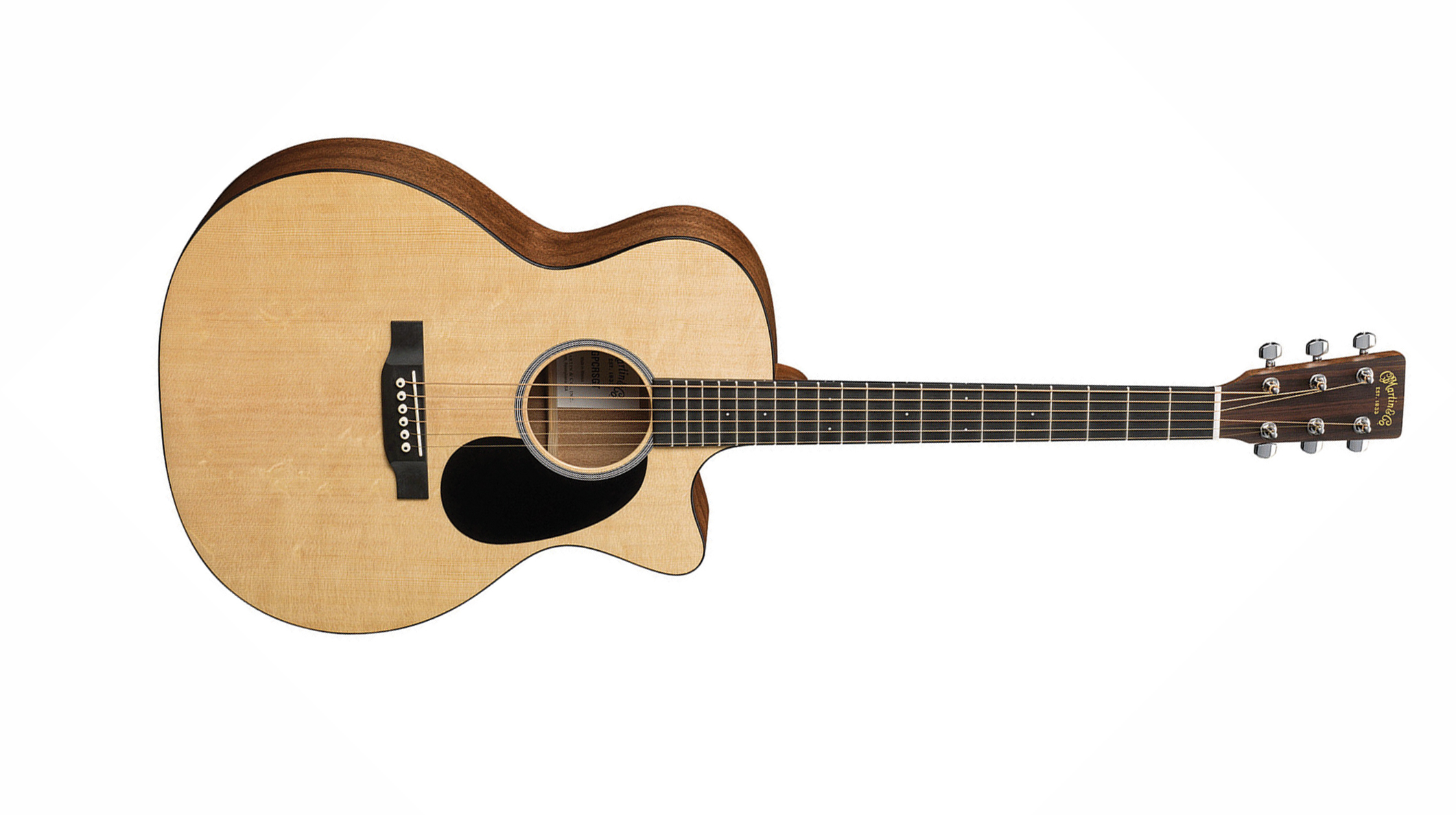 Martin GPCRSGT review | Guitar.com | All Things Guitar