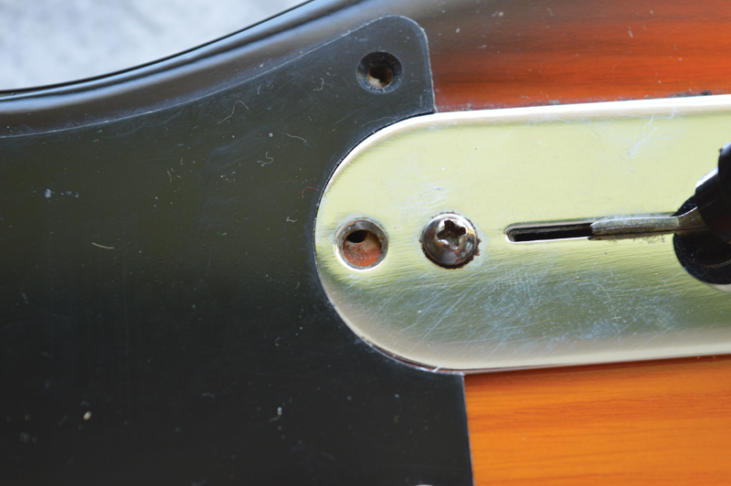 Pic 11 - Screw Hole Offset