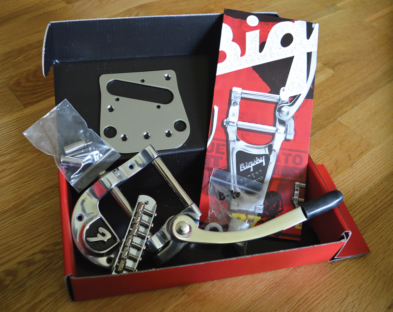 Bigsby Kit for Telecasters