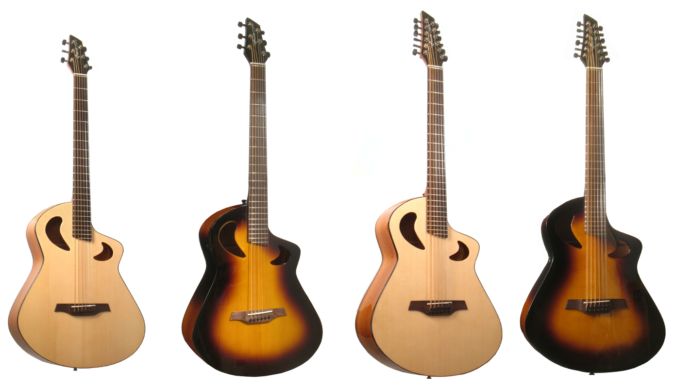 News Avante Releases New Baritone Electro Acoustic Guitars Guitar Low Amplifier Is Intended To Be Used In Conjunction With An Electric Designed By Acclaimed Us Builder Joe Veillette