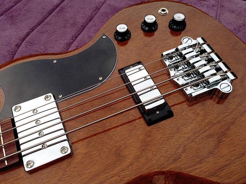Babicz 3pt Bass Bridge Gibson SG