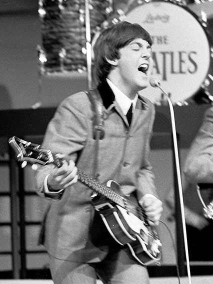 Paul McCartneys Beatles Era Guitar Playing Explored