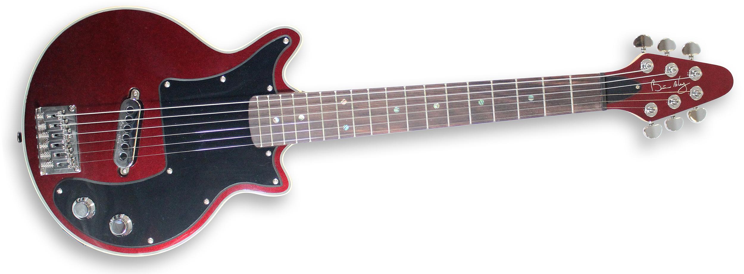 News The Brian May Mini May Returns The Guitar Magazine