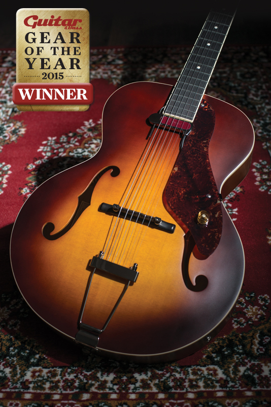 gear of the year 2015 best electric guitar under 1000 the guitar magazine the guitar magazine. Black Bedroom Furniture Sets. Home Design Ideas