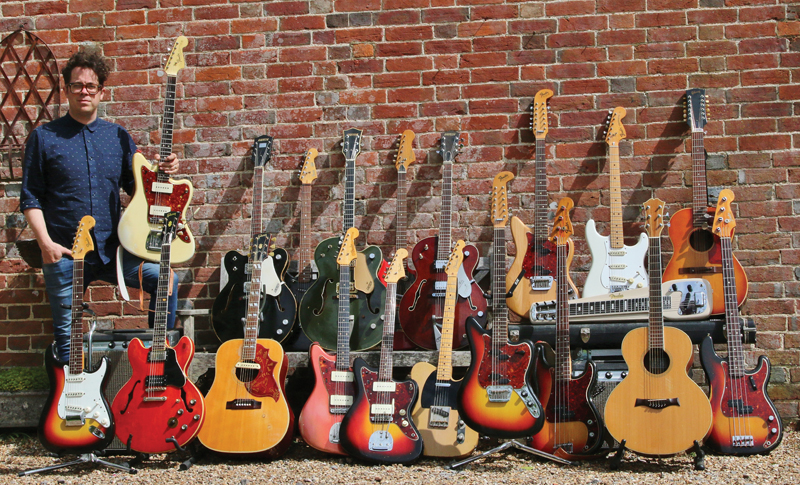 Artist Collection: Walter Heale - Guitar com | All Things Guitar