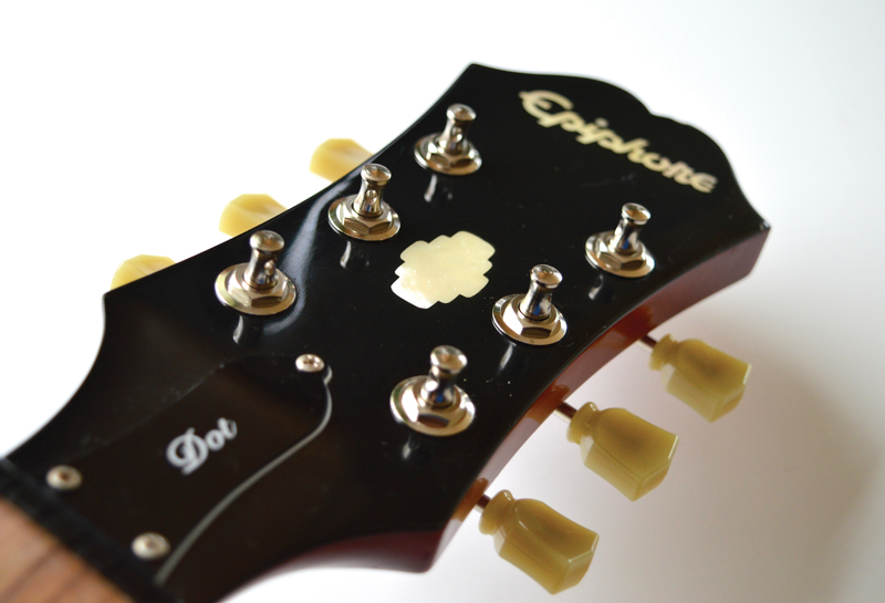 Epiphone Dot Wiring Diagram from guitar.com