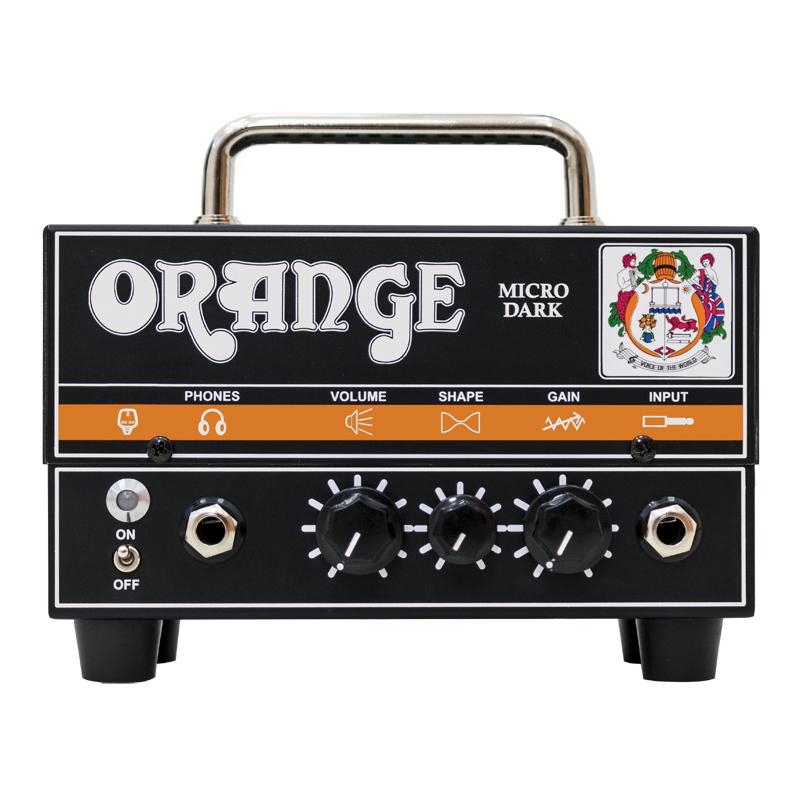 Orange Micro Dark - 1