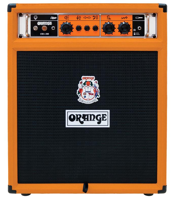 Orange OB1-300 Combo - 1