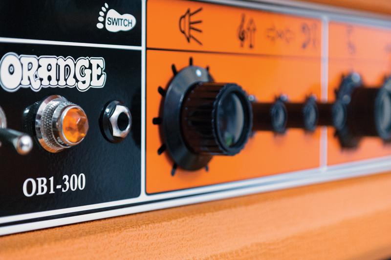 Orange OB1-300 Combo - 9
