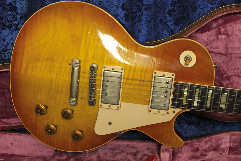 25 essential gibson les paul mods and upgrades the guitar magazine pic 23 historic makeovers 2 gbase buying a high end gibson les paul asfbconference2016 Gallery