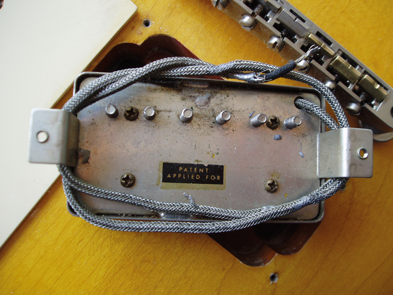 1950s gibson paf vintage humbucker