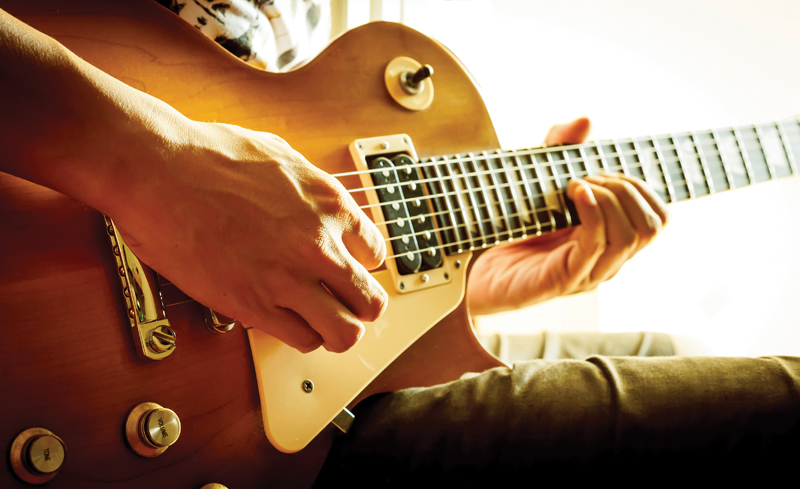 Chord Clinic Part 3 Seventh Chords The Guitar Magazine The