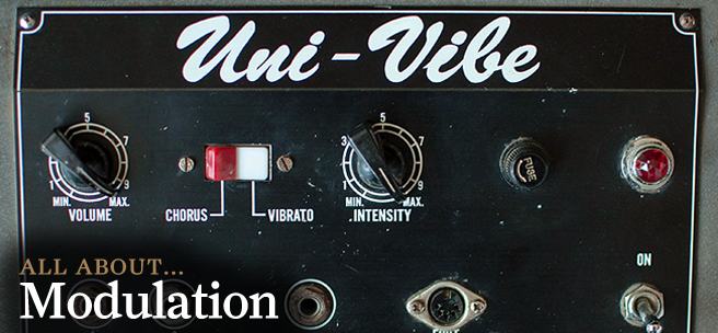 All About… Modulation - Guitar com   All Things Guitar