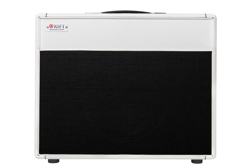 Rift amp white front