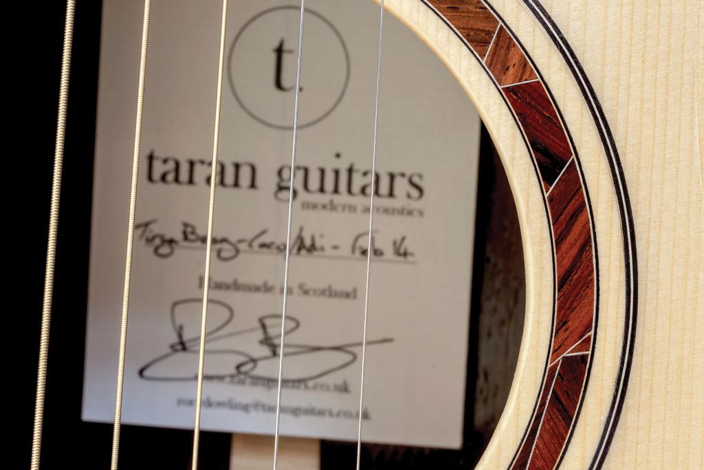 Taran Guitars
