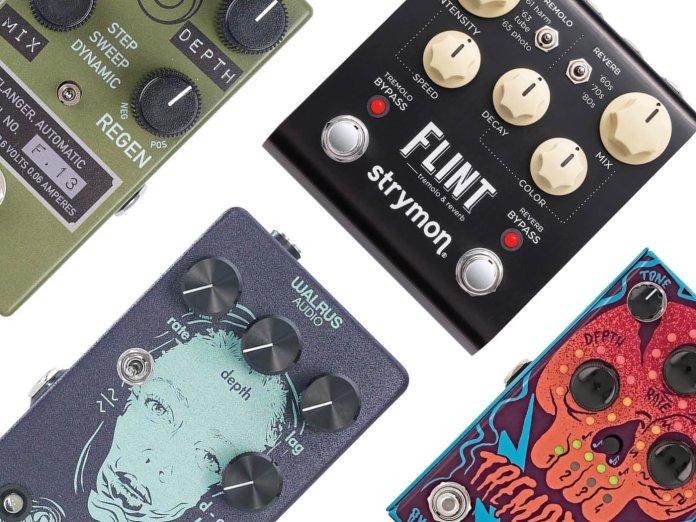 best modulation pedals