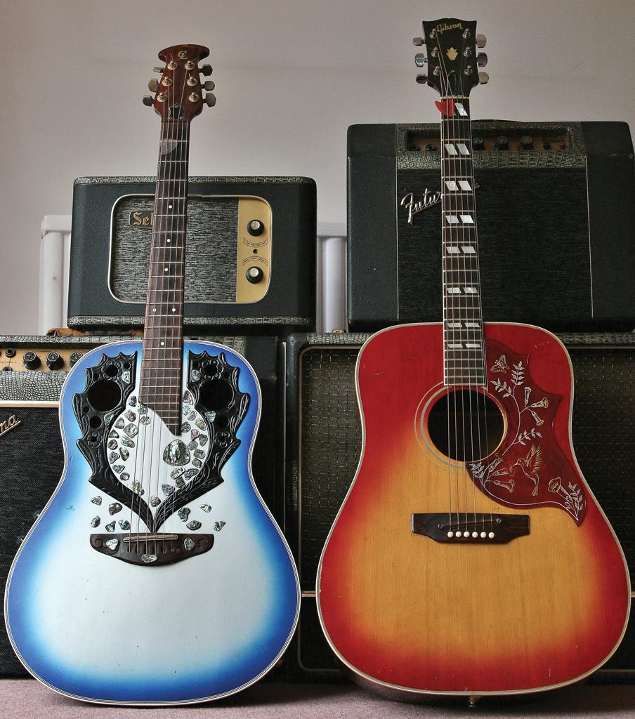 Private Collection: Bob 'Angelo' Sawyer - Guitar com | All