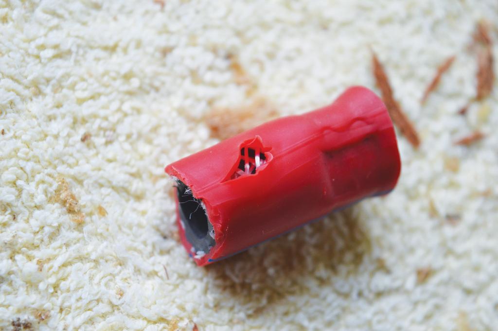 Pic 8 - Burst hose