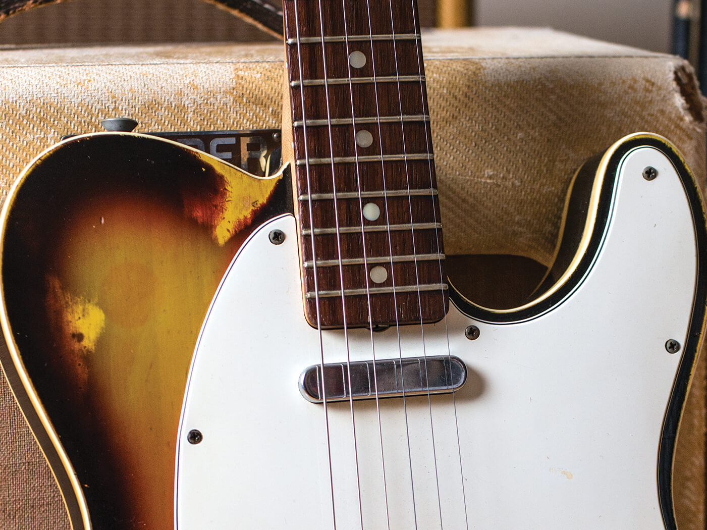 25 Fender Telecaster Tips Mods And Upgrades Guitar Com All Things Guitar