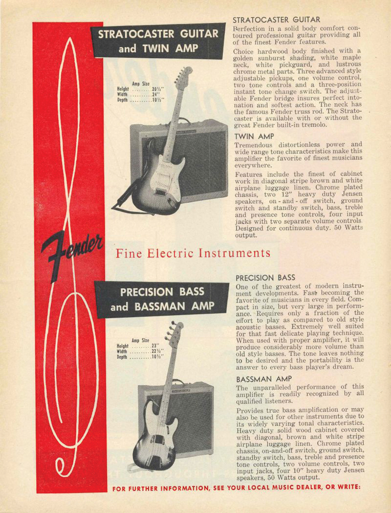 The History of the Fender Twin - Guitar.com | All Things Guitar on