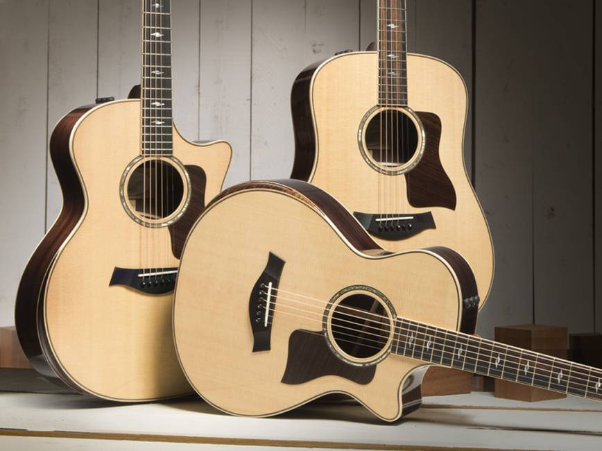 summer namm 2016 taylor guitars announces updates to 700 series 800 series 400 series. Black Bedroom Furniture Sets. Home Design Ideas