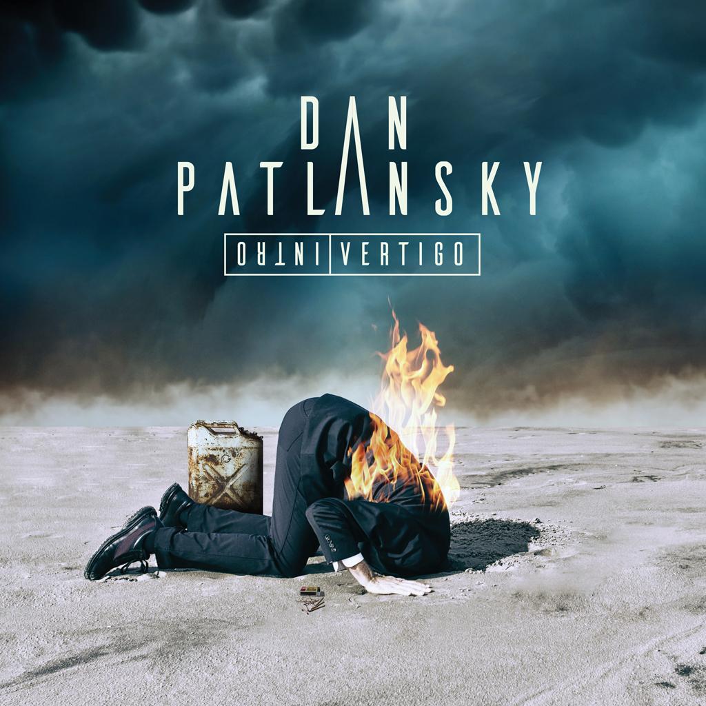 Dan Patlansky_INTROVERTIGO artwork